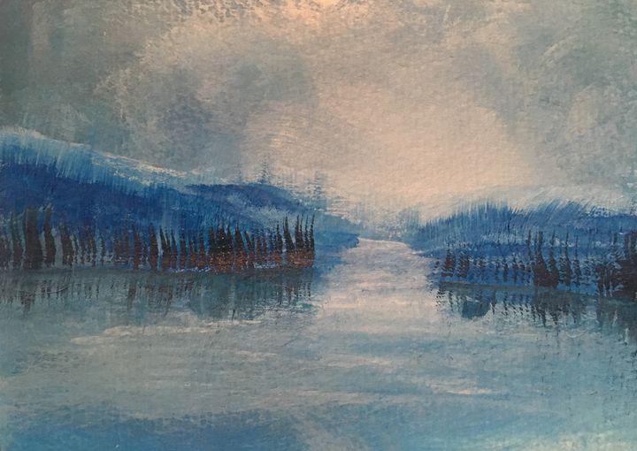 Waterway - Finding Walls
