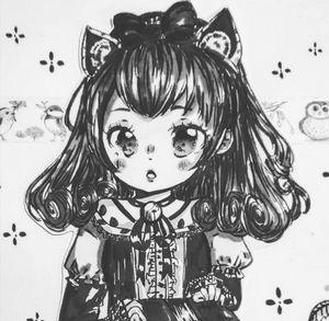 BlackcatBABYGIRL by little milkyway