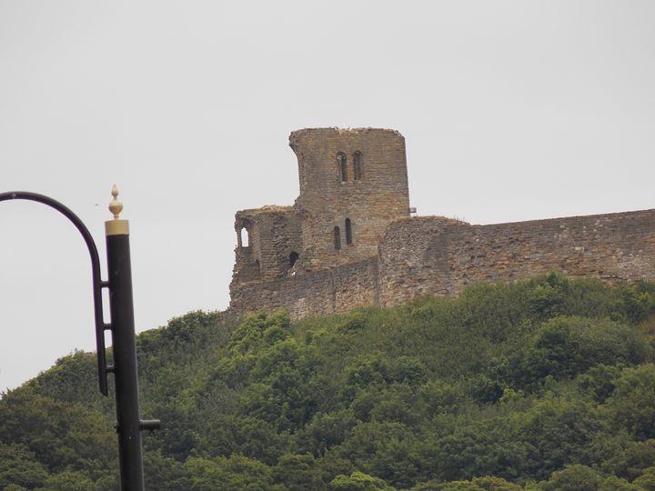scarborough castle - crafty jacks cave