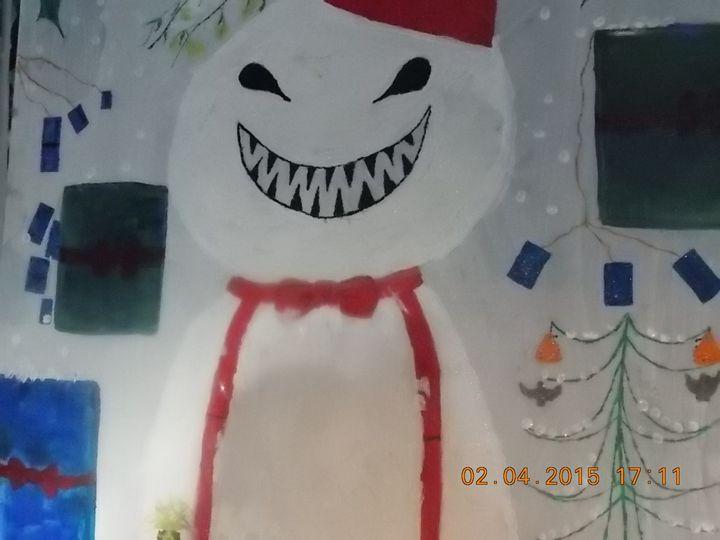 snowman - crafty jacks cave
