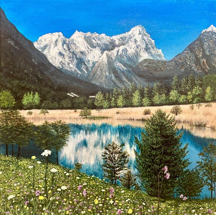 Late Spring - Helen's Art Studio
