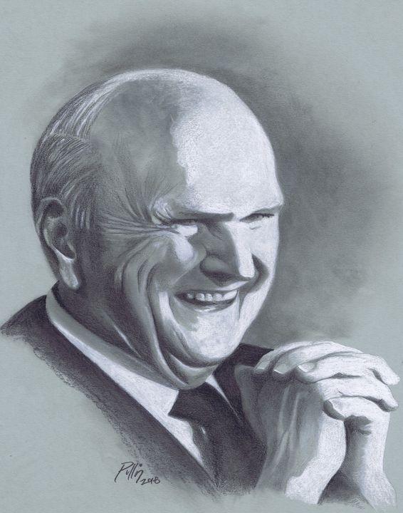 Russell M Nelson - Pullin Artwork