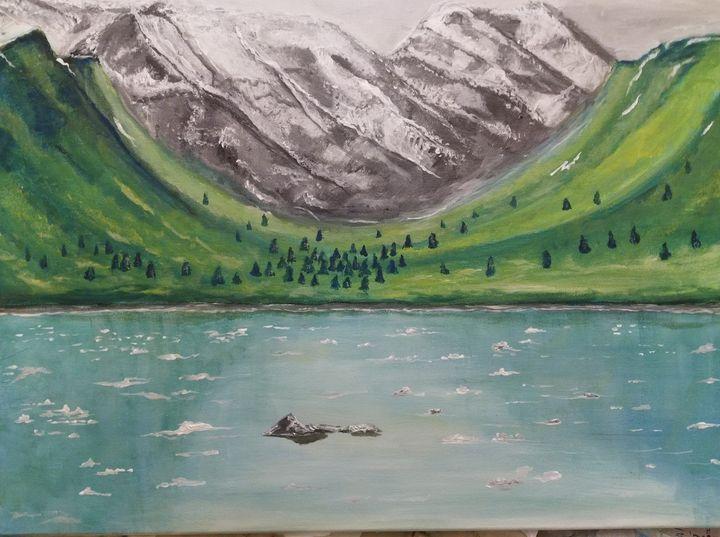 Alaska - Terri Da Silva