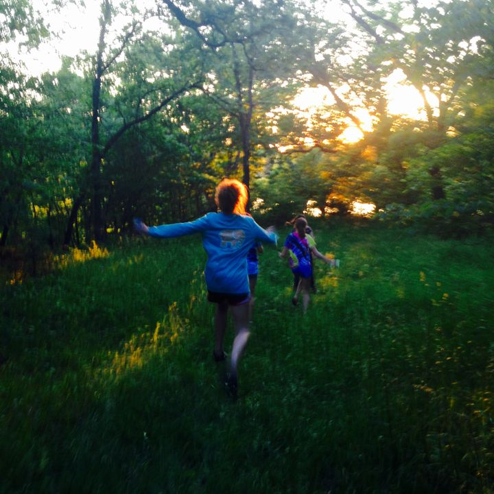 Running to Tommorow - Payton Massey