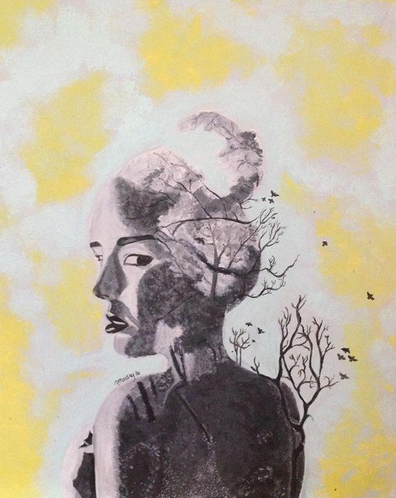 Forest Inside Me - Payton Massey