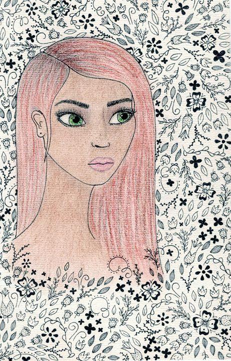 Floral Fade - Olivia Lockhart
