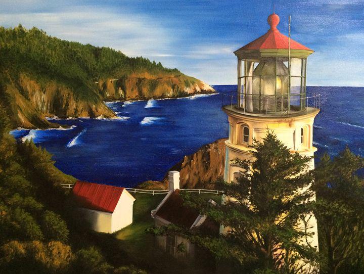 Heceta Head Lighthouse - Virnilla