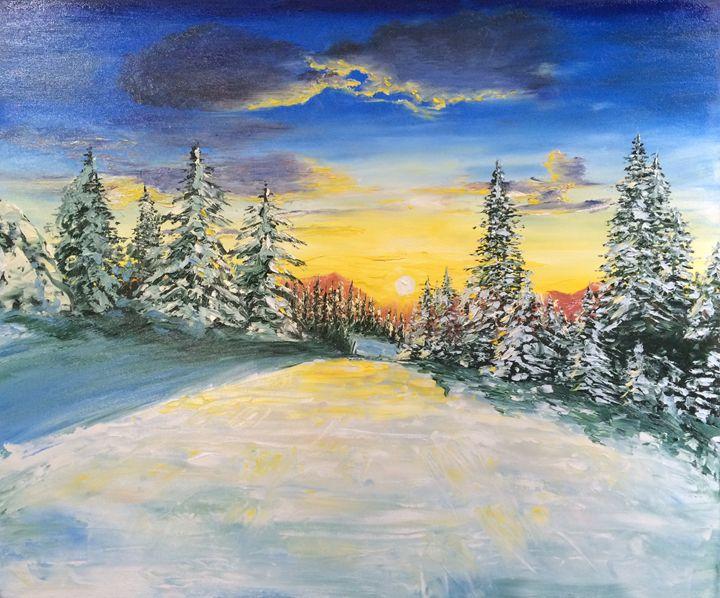 Winterland in my dreams - Virnilla
