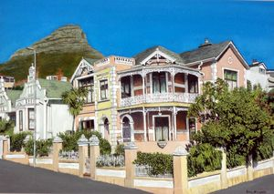 HOUSE IN KLOOF NEK ROAD,Cape Town