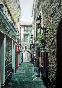 BUTTERSLIP LANE , Kilkenny, Ireland