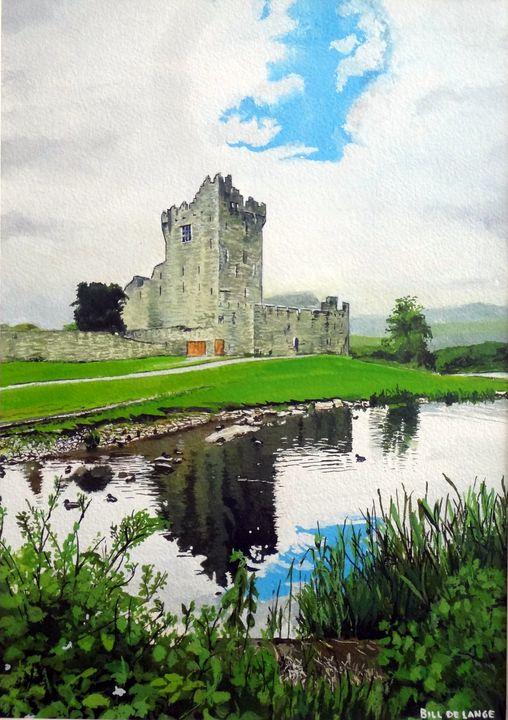 ROSS CASTLE, IRELAND - Bill de Lange