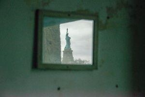 hospital wing, Ellis Island - Brodoc Photography