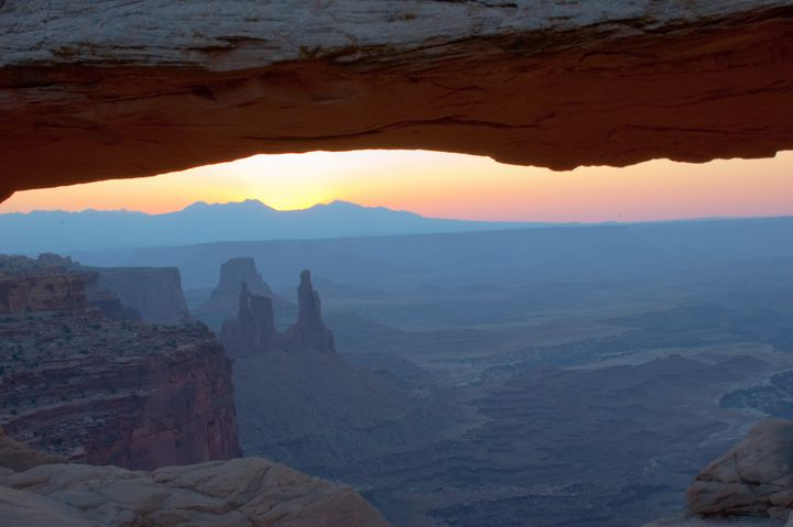 Canyonlands: just before dawn - Brodoc Photography