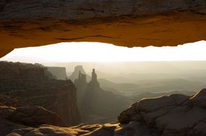 Canyonlands: that magic moment