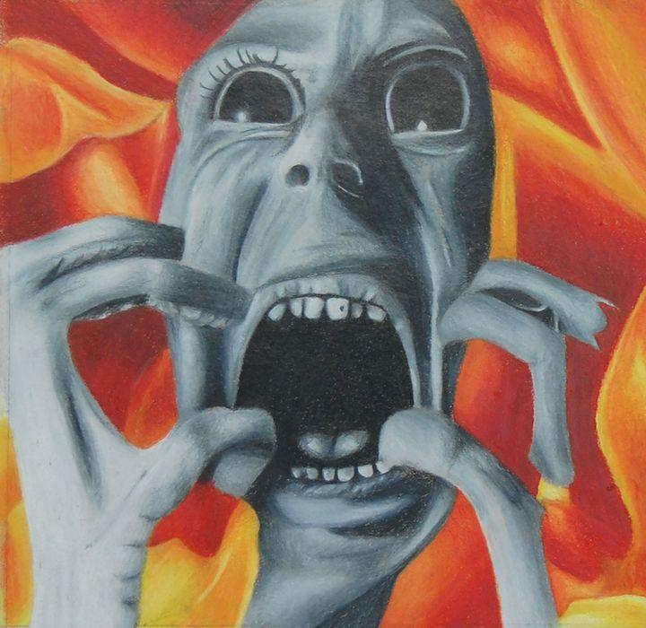 Scream - Bednarek Art