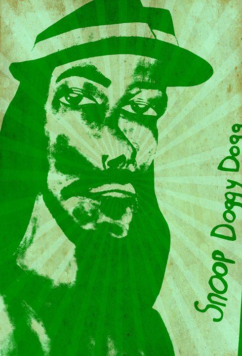 Snoop - Dream Sketch Designs