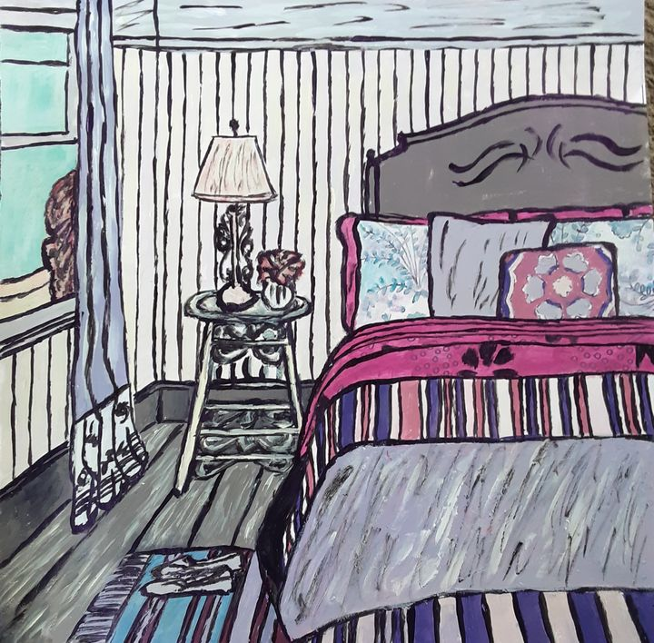 The Bedroom - The Beauty that Surrounds Us
