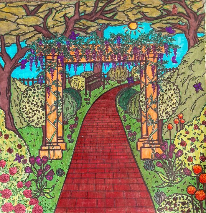 The Garden Park - The Beauty that Surrounds Us