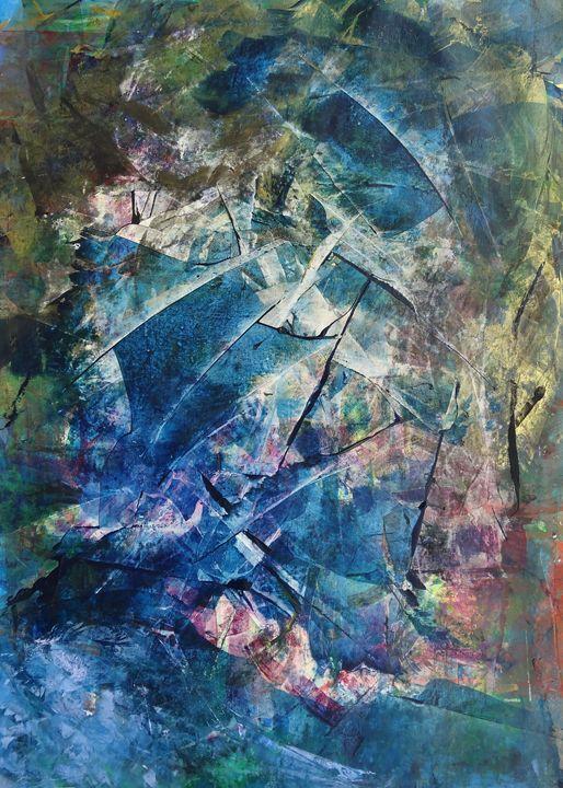 """""""Naufrágio"""" - Paintings by Jaiodesign"""