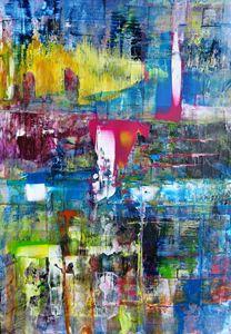 """Symphony of colours III"""