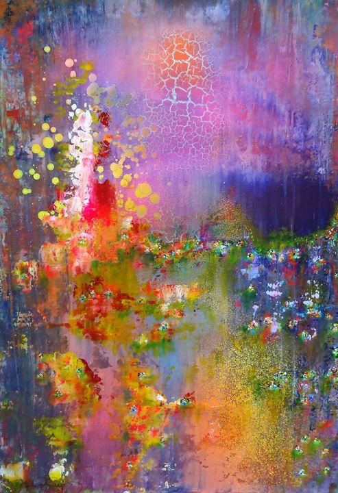 """Poesia II"" - Paintings by Jaiodesign"