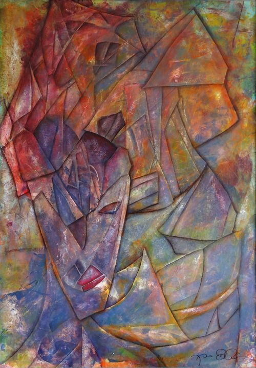 """""""INTROSPEÇÃO"""" - Paintings by Jaiodesign"""