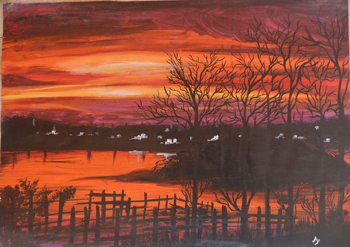 Sunset - AJITH