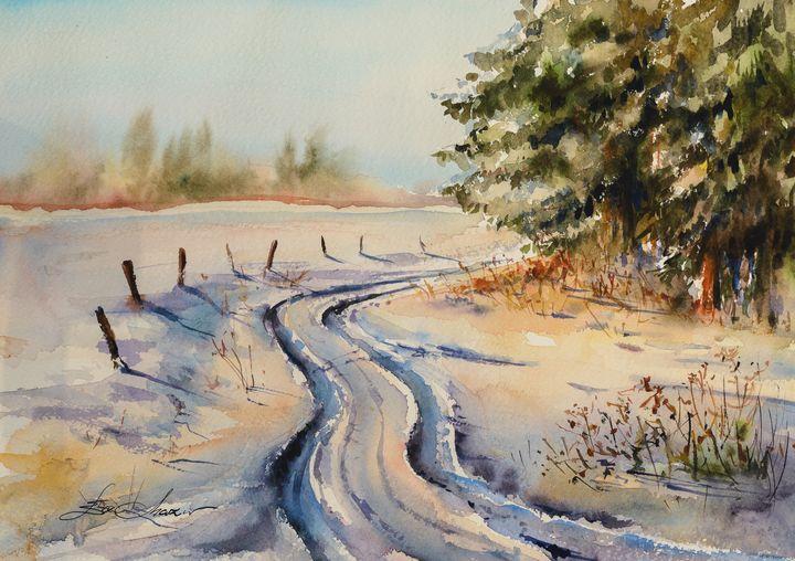 Winter - Eve Mazur