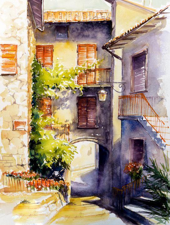 Limone, Italy - Eve Mazur