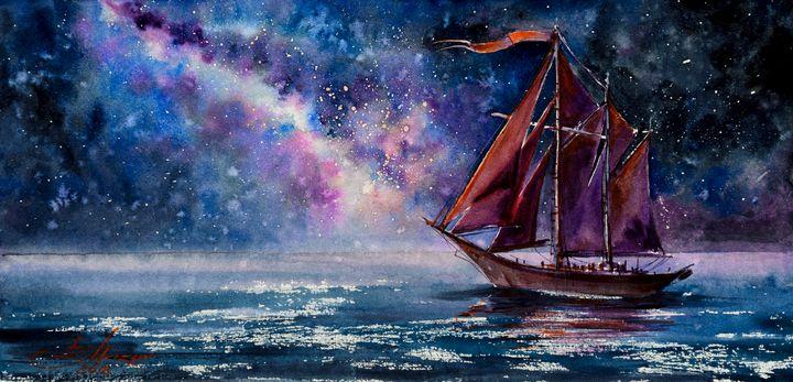 Night cruise - Eve Mazur