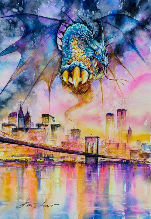 Dragon - Eve Mazur