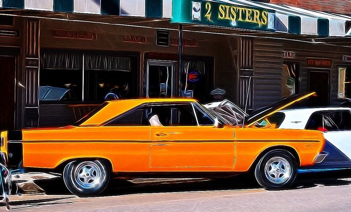 Plymouth GTX - Captured Moments