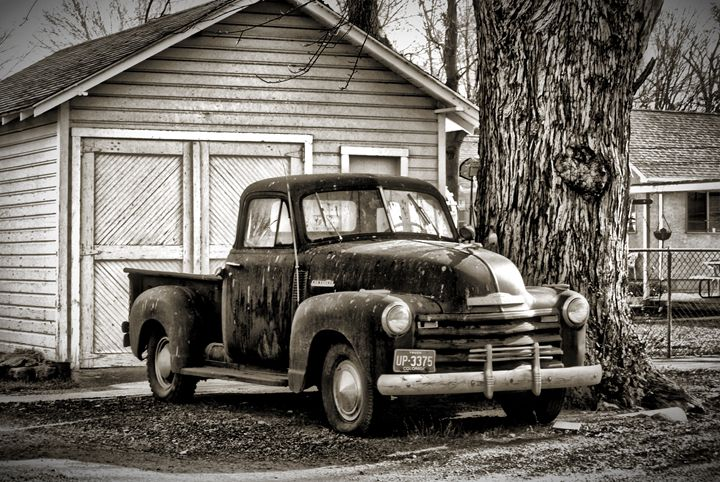 Chevrolet Truck - Captured Moments