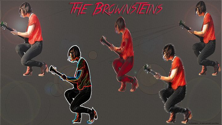 The Brownsteins - Creative Works Art Collection