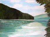 Greg's Watercolor Paintings