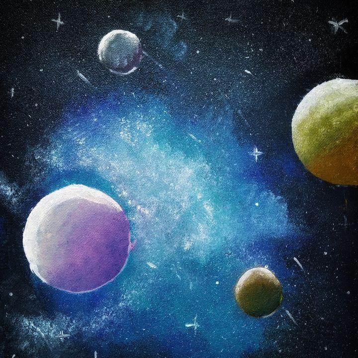 Planets of universe - Hems