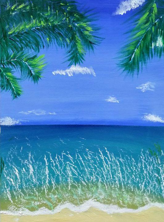 Calm ocean - Hems