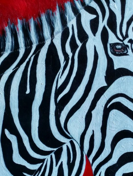 Zebra - Joesette Castaneda Case