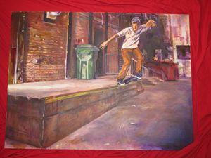 Los Angeles Skateboarding