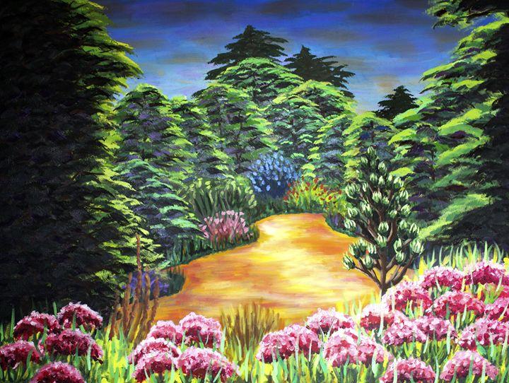 Arboretum - Mystic Eye Studio