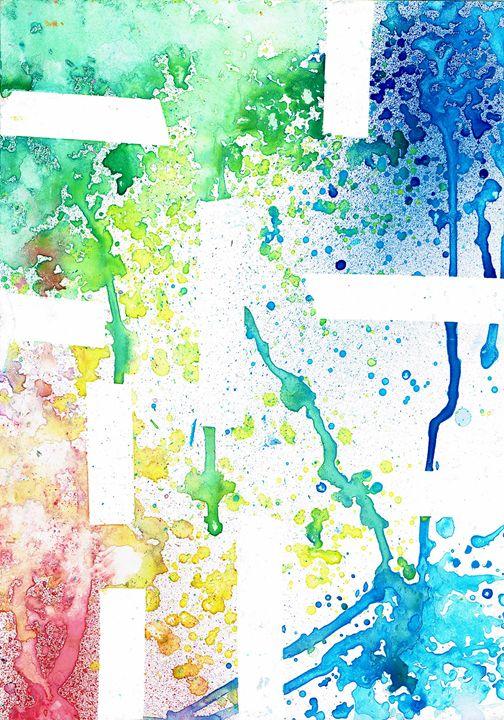 Abstract Art - Princess Shakira