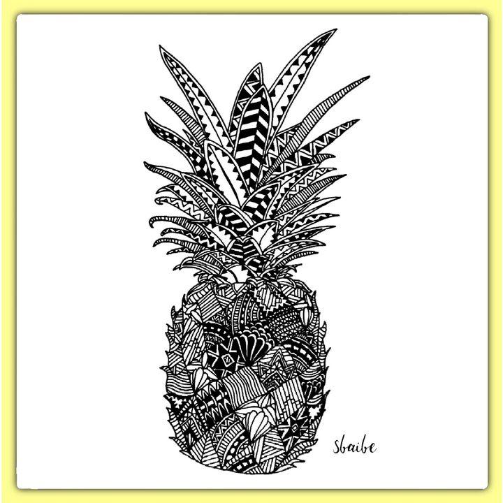 Pineapple - sbaibe
