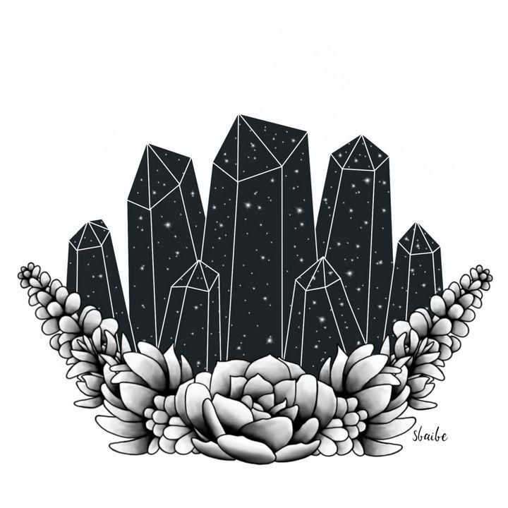 Crystal Stars - sbaibe