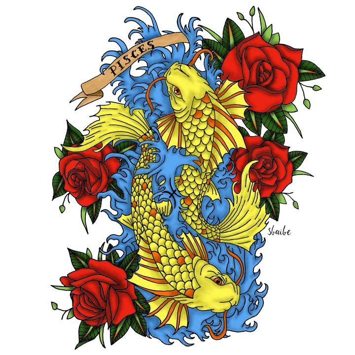 Pisces - sbaibe