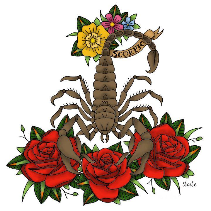 Scorpio - sbaibe