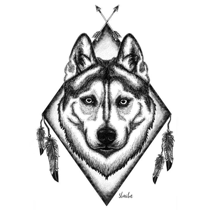 Husky - sbaibe