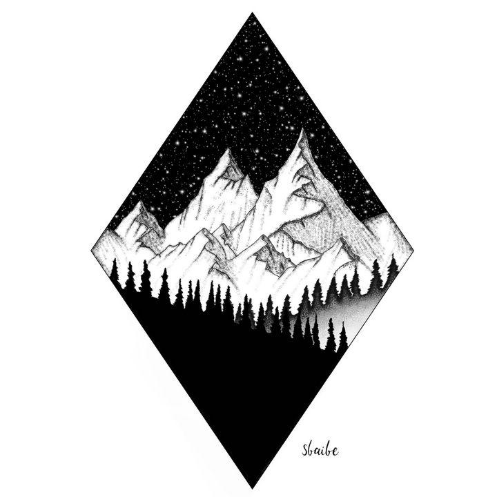 Mountains - sbaibe