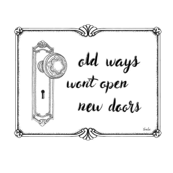 New Doors - sbaibe