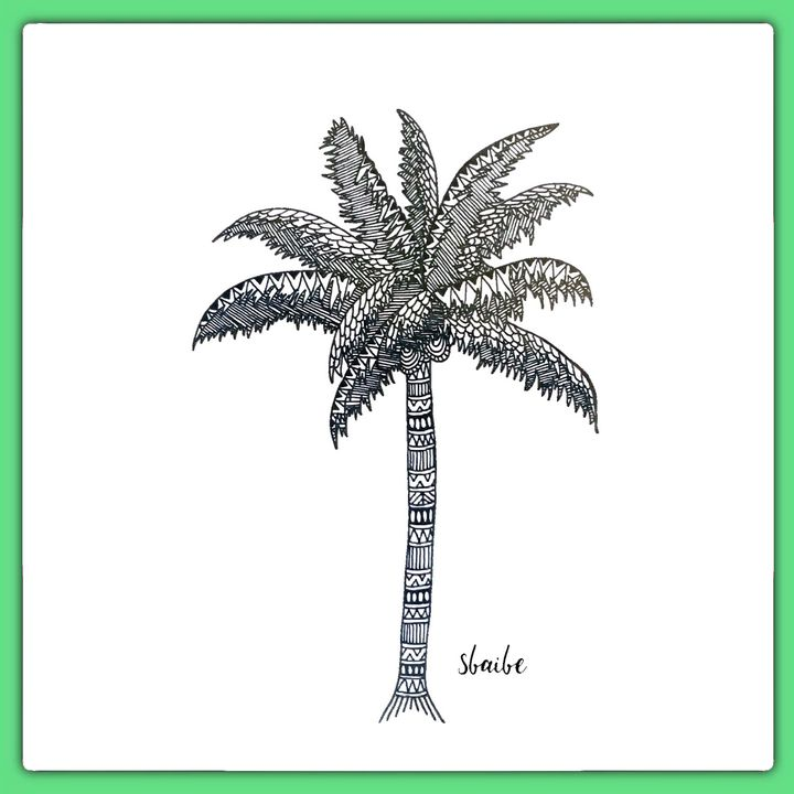 Palm Tree - sbaibe