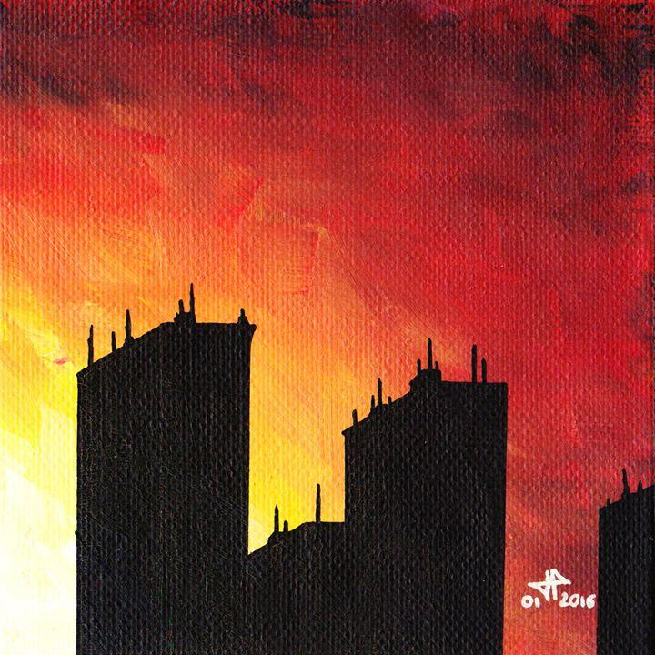 Urbanization 3 - Jonathan Pradillon